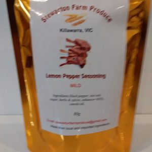 Lemon Pepper Seasoning – 80g