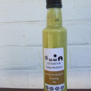 Mustard & Honey Dressing 250ml