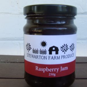 Raspberry Jam 250ml