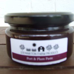 Plum & Port Paste 200g