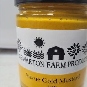 Ozzie Gold Mustard-200g