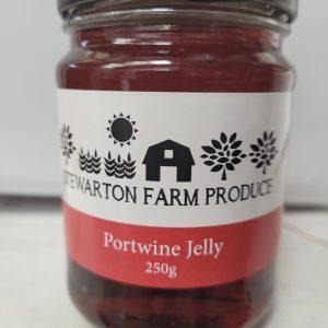 Port Wine Jelly-250g